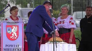 Dożynki Powiatu Mieleckiego 2017