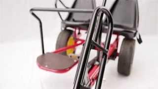 видео: Веломобиль Smart Double купить
