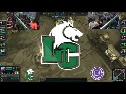 Lambton Lions vs. Saints Gaming - LoL - Nov 5, 2017