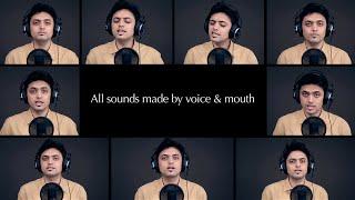 Maa Tujhe Salaam | A Cappella | Tushar Joshi