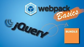 USING 3RD PARTY PACKAGES LIKE JQUERY  Webpack 2 Basics Tutorial