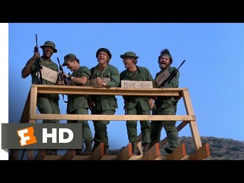 Uncommon Valor (4/10) Movie CLIP - Wilkes vs. Everyone Else (1983) HD