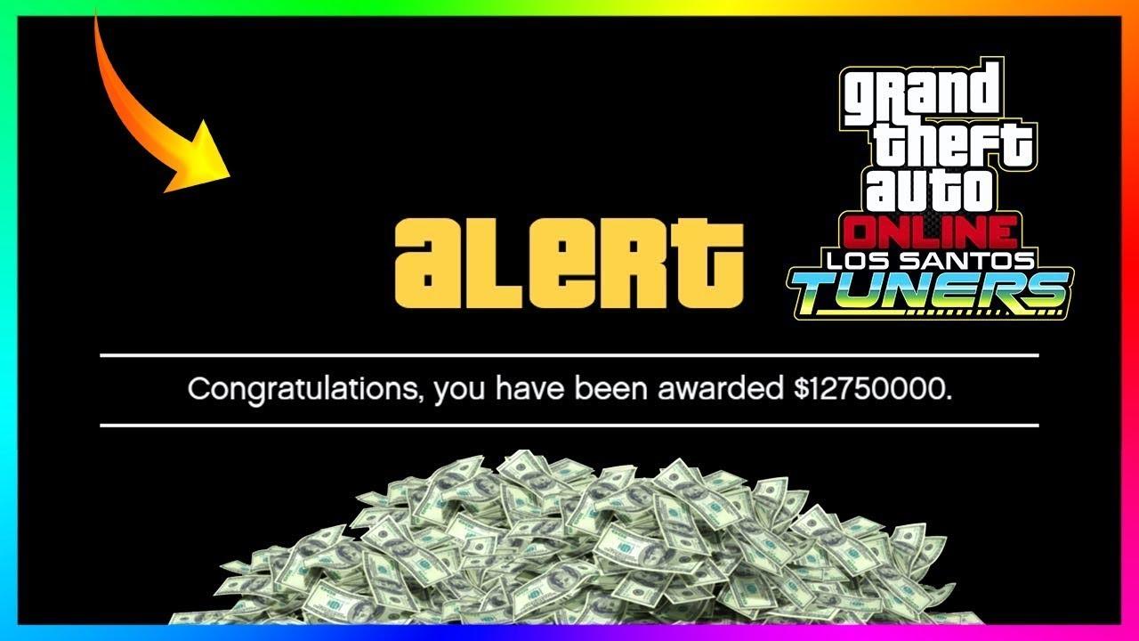 GTA5 Online REGALAN $500.000 DINERO GRATIS! Desbloqueos EXCLUSIVOS! 🤑| Los Santos Tunners dlc ONLINE