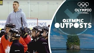A surprising Ice Hockey tradition in the south | Olympic Outposts