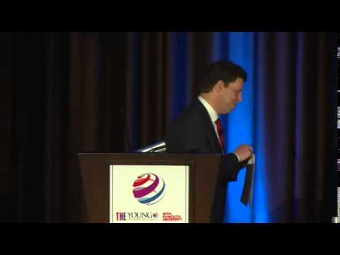 THE Young Universities Summit 2014: Koen Lamberts