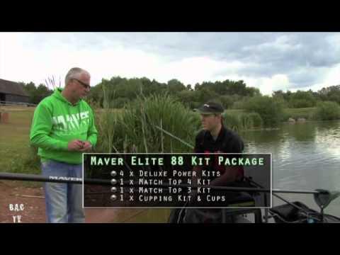Maver Elite 88 Pole Bristol Angling Centre
