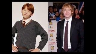 Harry Potter. Гарри Поттер. Что стало с любимыми актерами спустя 15 лет(, 2015-12-01T01:25:05.000Z)