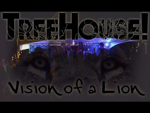 "TreeHouse! - ""Vision of a Lion"" & ""Wildman Rastafari"" @ TreeFest 2013"