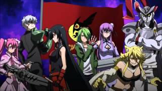 Video [Nightcore] Akame ga Kill! OP 2 TV SIZE - Liar Mask download MP3, 3GP, MP4, WEBM, AVI, FLV Agustus 2018