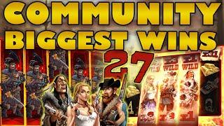 Community Biggest Wins #27 / 2020