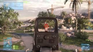 Battlefield 3 Armored Kill [Gameplay|German|PC]
