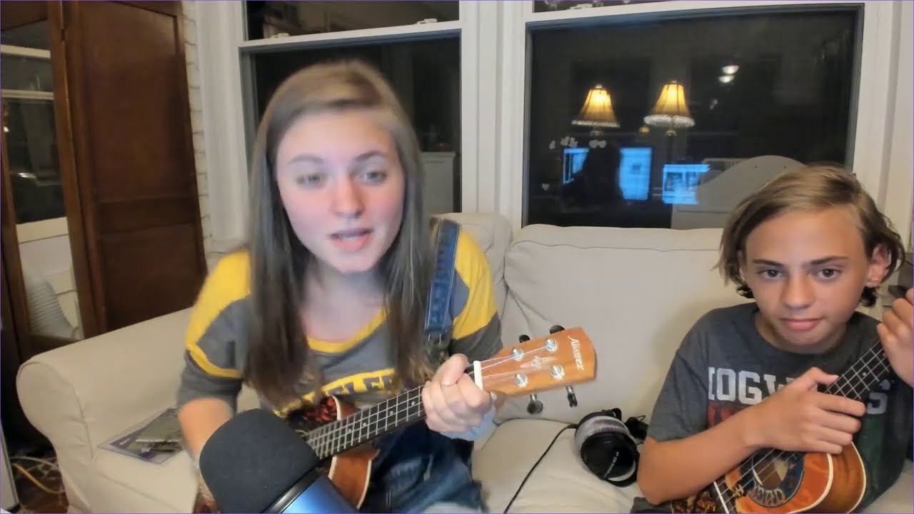 Teens Cover - Hallelujah | Thanks Allan for the Ukes!