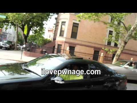MAN GETS CAR JACKED FOR HIS MERCEDES!!! Criminals Gone Wild 2