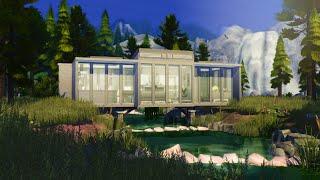 Tiny Bridge House   The Sims 4: Tiny Living