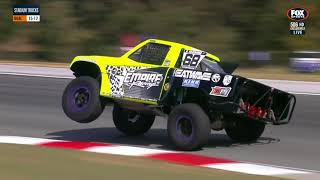 STADIUM SUPER TRUCKS FRIDAY QAULIFYING - BARBAGELLO 2018