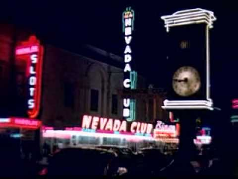 Reno Casinos In 1953; Neon,: Harold's Club, Ship Bar, Vintage Slot Machines, Etc.