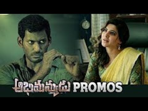 Abhimanyudu Movie Teasers