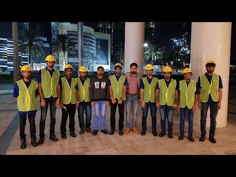 DUBAI MALL CLEANER JOBS IN UAE | DUBAI VISA | UAE VISA