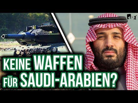 Keine Waffen für Saudi-Arabien?  | 451 Grad