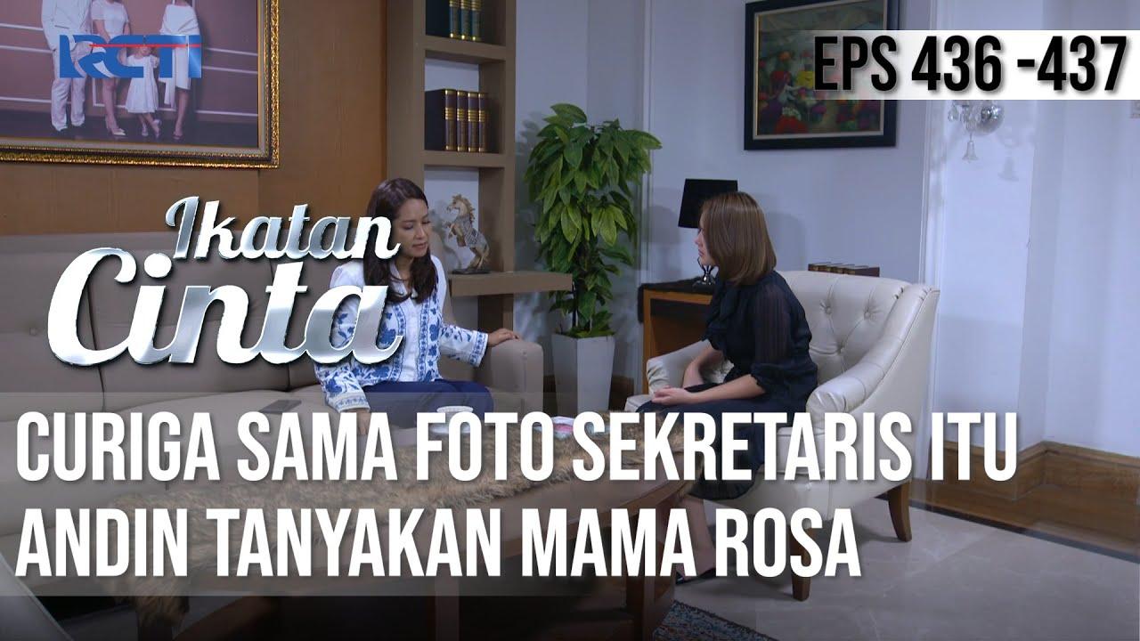 Download SANGAT CURIGA😏😏 ANDIN TANYA MAMA ROSA SOAL CEWEK ITU🤨 | IKATAN CINTA
