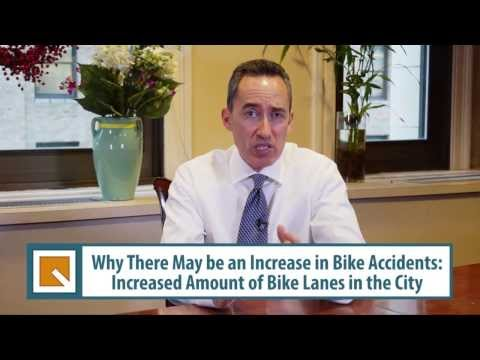 New Bike Sharing Program and Increased Bicycle Accidents -- NY Personal Injury Lawyer Dallin Fuchs