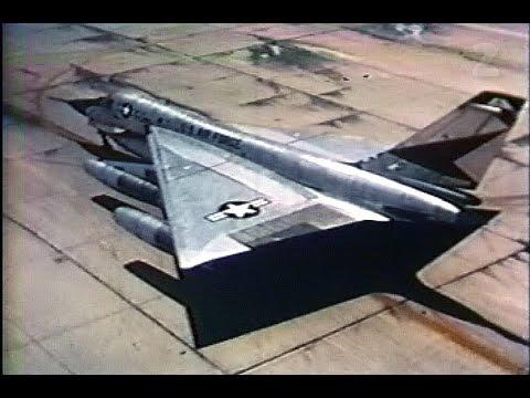 "The Convair B-58 ""Hustler"" Supersonic Bomber - Champion of Champions (1962)"