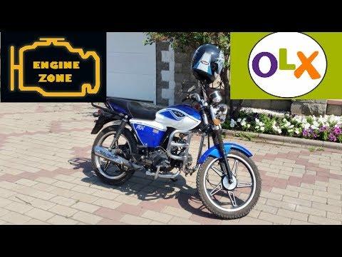 Цены на мотоциклы в Украине. Смотрю объявления на OLX. Engine Stream