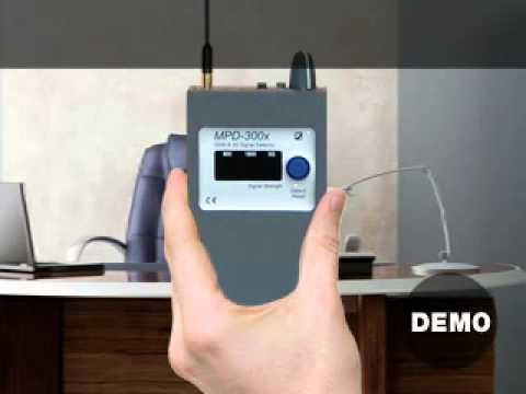 MPD-300x 3G / GSM Bug Detector