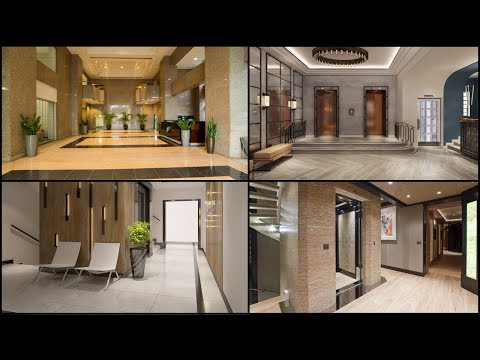 Entrance Lobby Decoration And Design Ideas Modern Foyer Design Ideas Youtube