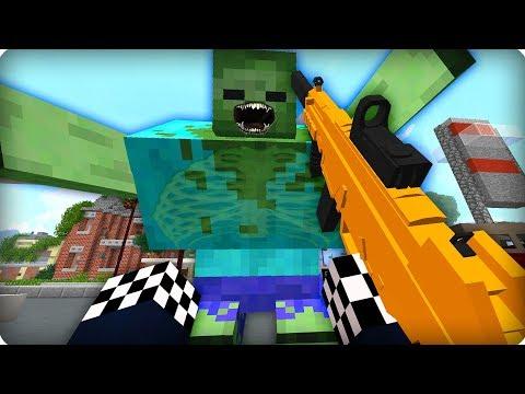 видео: Я такого не ожидал [ЧАСТЬ 22] Зомби апокалипсис в майнкрафт! - (Minecraft - Сериал)