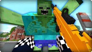 Я такого не ожидал [ЧАСТЬ 22] Зомби апокалипсис в майнкрафт! - (Minecraft - Сериал)
