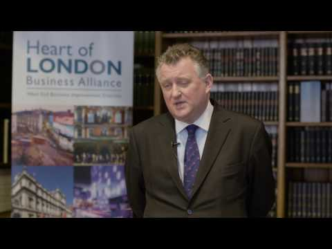 Big Issues In Tourism - Heart of London Business Alliance