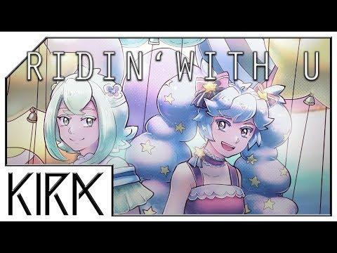 KIRA - Ridin&39; With U ft GUMI English Original Song