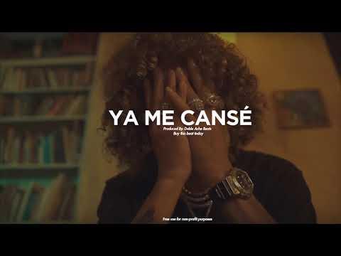 """🔥 [FREE] PISTA DE TRAP USO LIBRE - """"YA ME CANSÉ"""" RAP/TRAP BEAT INSTRUMENTAL 2019"""