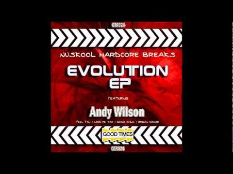 Andy Wilson - Organ Donor  ( Evolution EP ) Hardcore Breaks mix