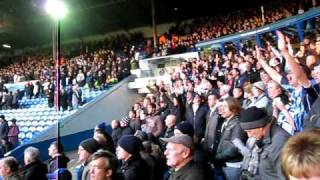 Leeds vs Leicester, Boxing Day 2008 - Marching On Together