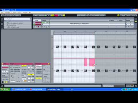Come fare Musica con Ableton Live 8 Electro House