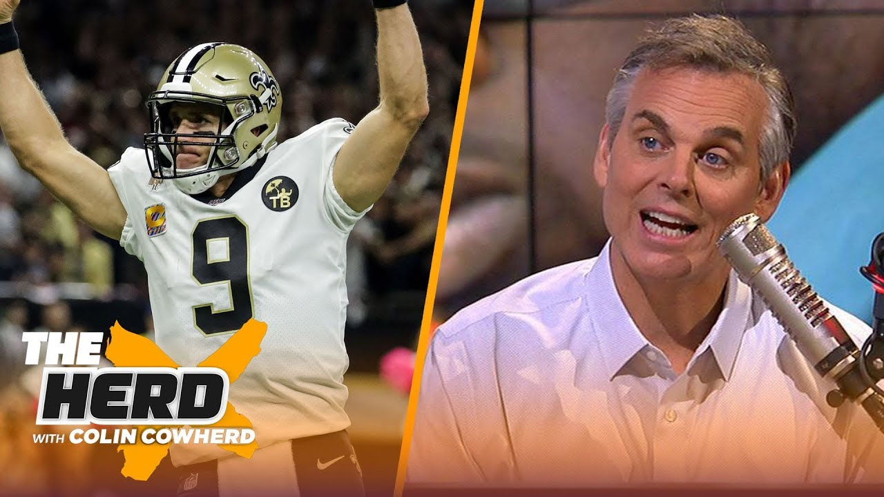 colin-cowherd-on-drew-brees-path-to-nfl-passing-yards-record-and-eagles-culture-nfl-the-herd