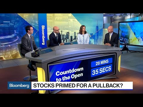Are Stocks Primed For A Pullback?