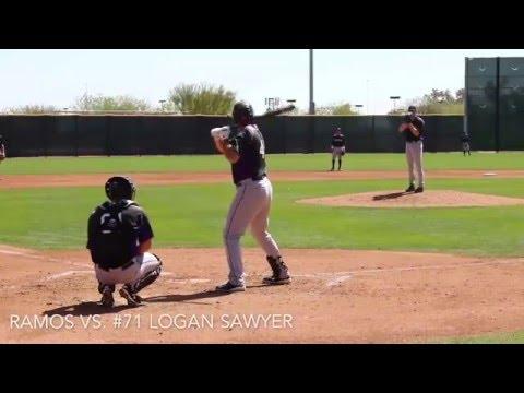 Colorado Rockies Prospect Video: Roberto Ramos