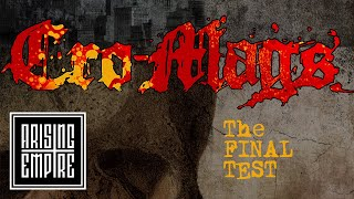 CRO-MAGS - The Final Test (OFFICIAL LYRIC VIDEO)