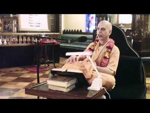 Lecture - Prahladananda Swami - SB 9.13.7-9 - Maya, an equal opportunity employer