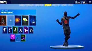 "New Dance Fortnite ""GINGADO ELECTRIANTE"" with the new Skins 1 HOUR"