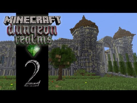 Minecraft Dungeon Realms - EP02 - Window Shopping