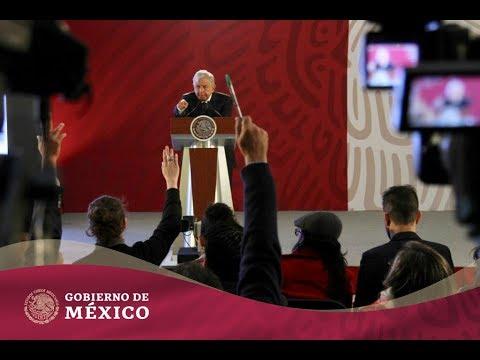#ConferenciaPresidente | Lunes 7 de enero de 2019
