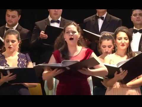 """Claudia Caia - Regina Coeli - P . Mascagni """" Cavalleria Rusticana """""""
