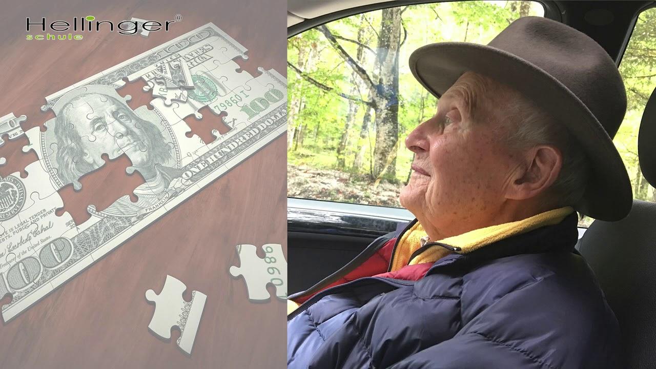 """Reflexión de Bert Hellinger """"El dinero"""""""