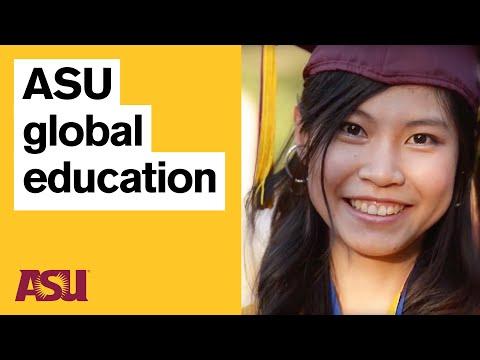 International Students At ASU: Arizona State University