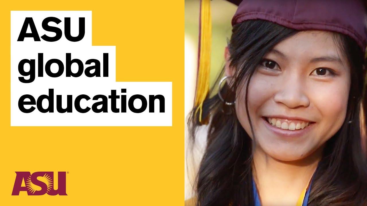 International students studying at Arizona State ...