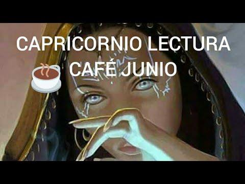 CAPRICORNIO LECTURA CAFÉ JUNIO NUEVO AMOR TRIUNFO Y DINERO